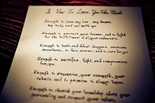 9 tips for writing your wedding vows american wedding wisdom 9 tips for writing your wedding vows junglespirit