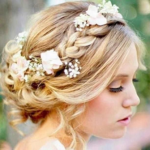 additions for your wedding hair style