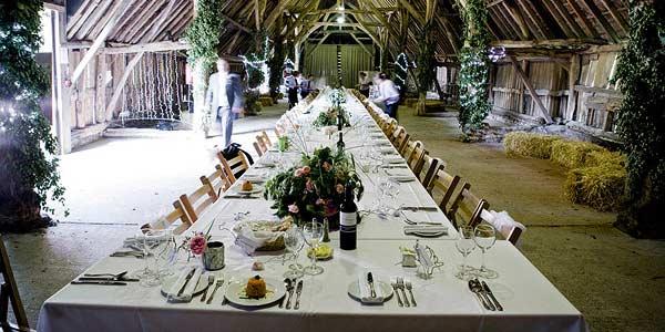 Choosing A Wedding Reception Venue When On A Budget