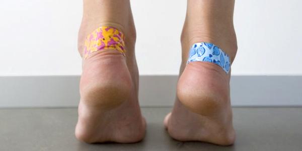 BandAide Heels
