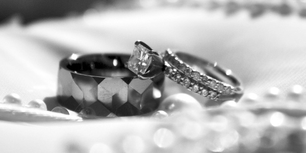 Black White Rings