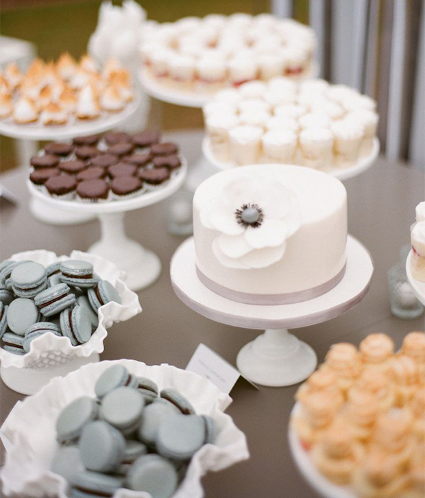Trend Unique Wedding Reception Dessert Ideas American Wedding Wisdom