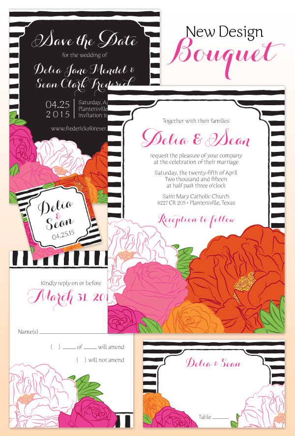 bouquet-wedding-invitation