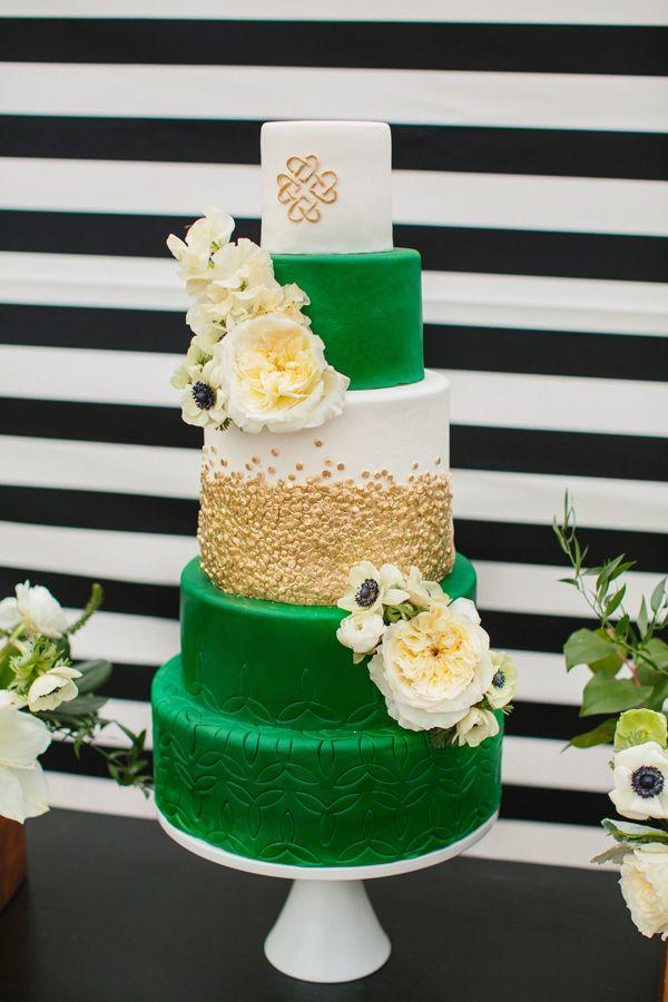 Wedding Theme Irish Green Wedding American Wedding Wisdom