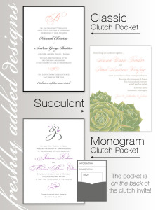 Freshly Added Designs from The American Wedding!