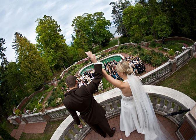 Lakeside Weddings At Duluth MN Historic Estate