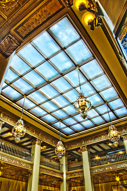 Lobby Skylight