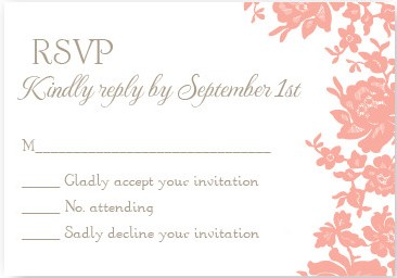 Etiquette: When to Set Wedding RSVP Date - American Wedding Wisdom