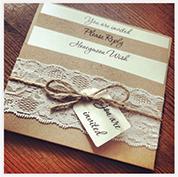 Wedding Invitation example