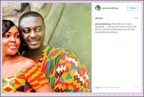 Couple-In-Ghana