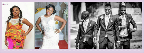 Ghana-Wedding-Party