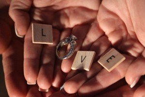 Love and Rings in Hands
