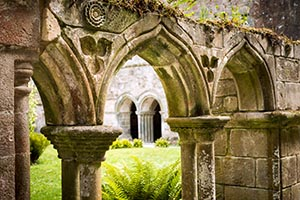 The Abbey, Brittany, France
