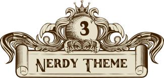 nerdy wedding theme divider 3