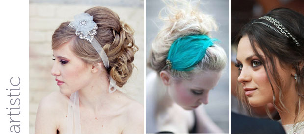 artistic headbands