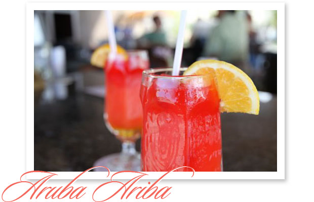 stir it up: aruba ariba