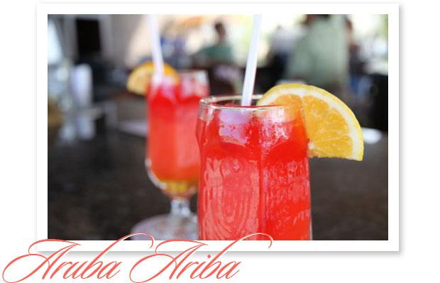 stir it up: aruba ariba