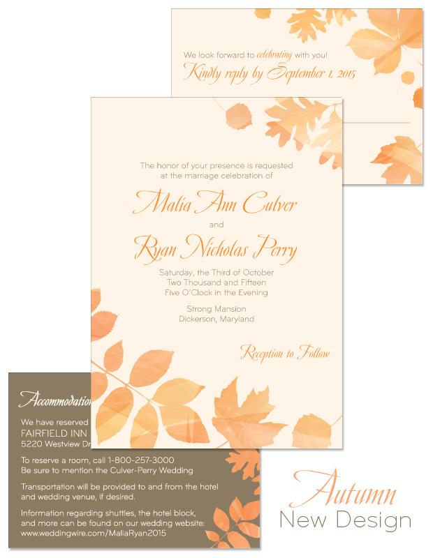 New Design Autumn