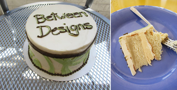 between designs birthday cake