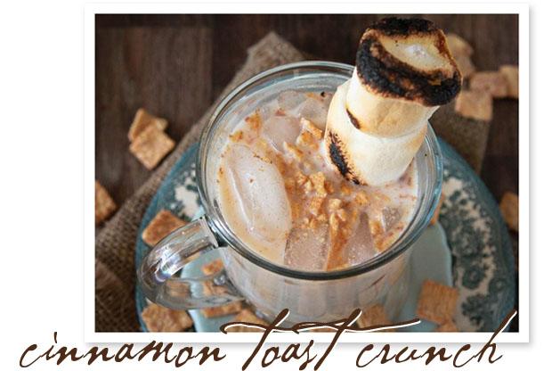 stir it up: cinnamon toast crunch
