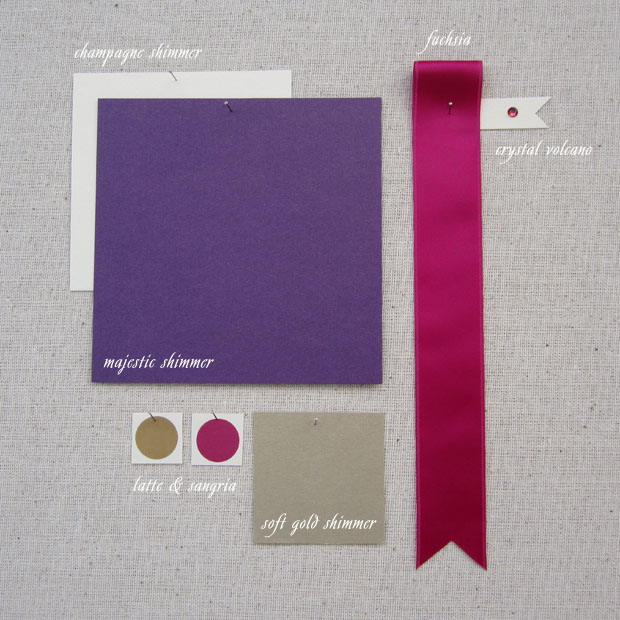 color love: majestic sangria color scheme  |  wedding color inspiration