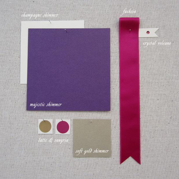 color love: majestic sangria color scheme | wedding color inspiration
