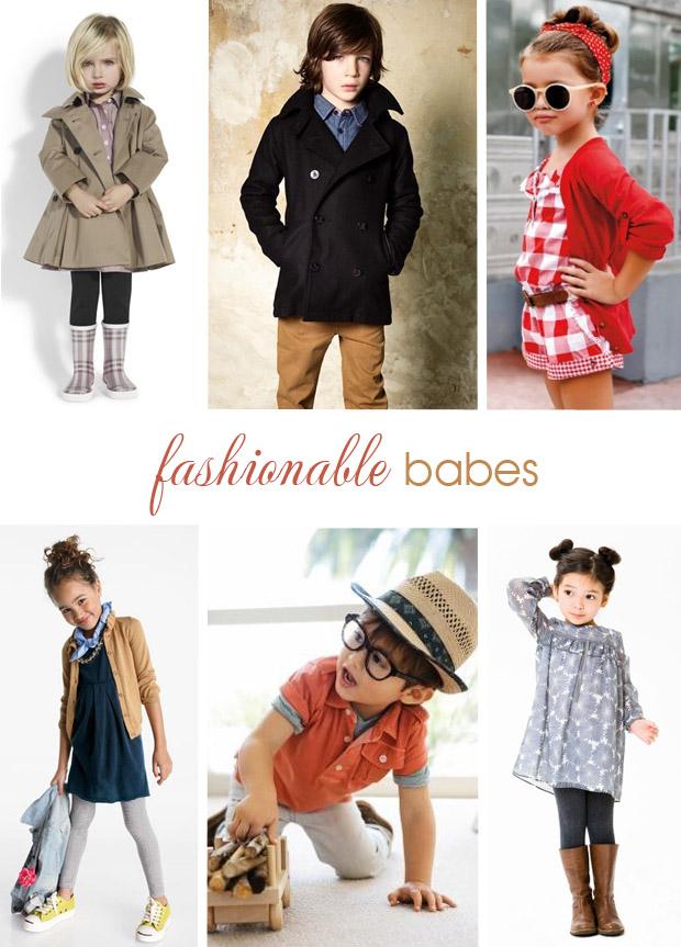 Fashionable Babies & Kids