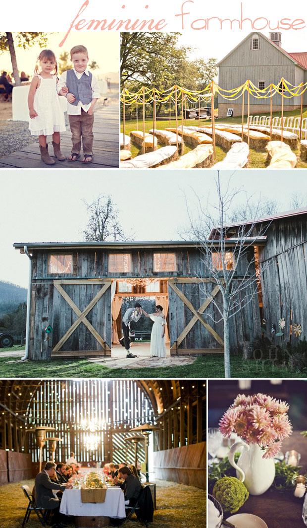 style: feminine farmhouse inspiration board