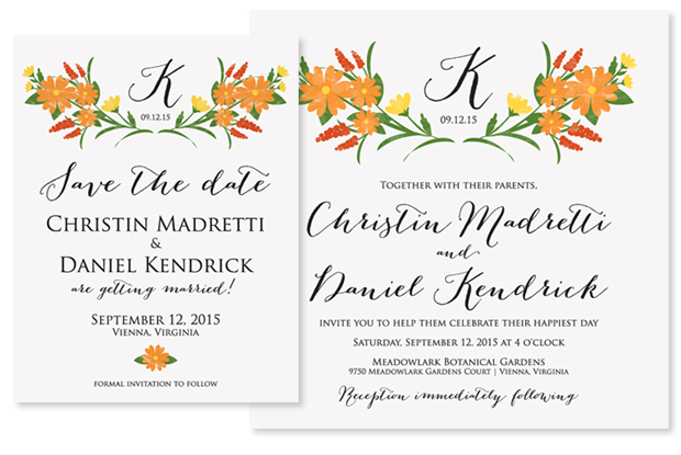 floral-monogram-save-the-date-card-wedding-invitation