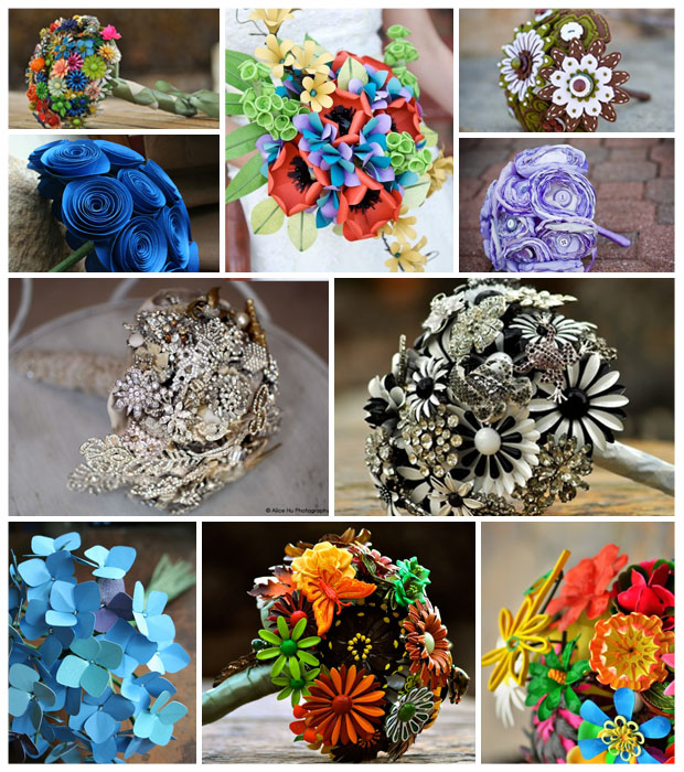 Forever Bouquets Inspiration Board