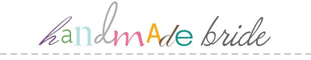 handmade bride logo