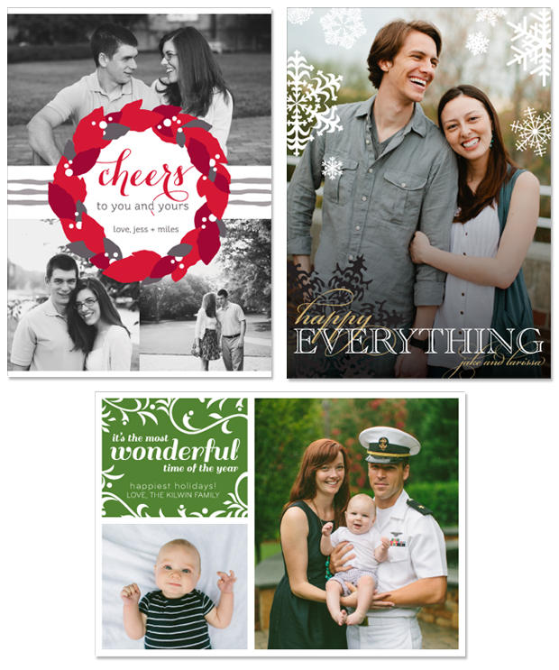New Holiday Card Designs from The Green Kangaroo