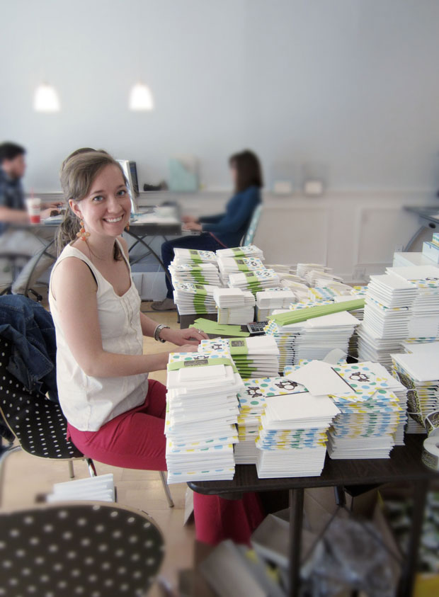 Kimberly Assembling Owl Packs
