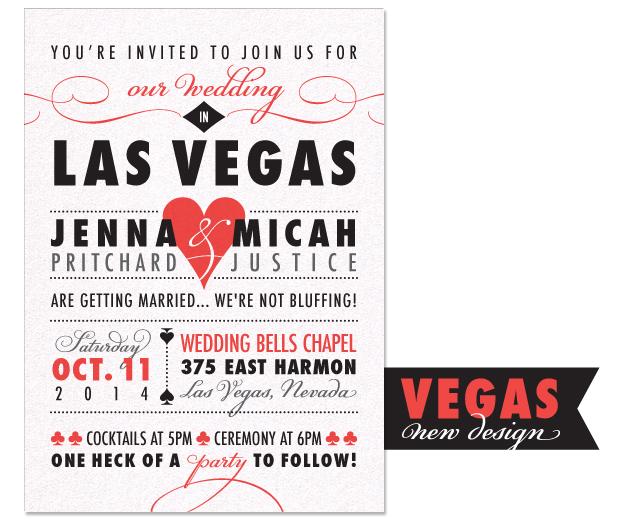 Casino Wedding Invitations: American Wedding Wisdom