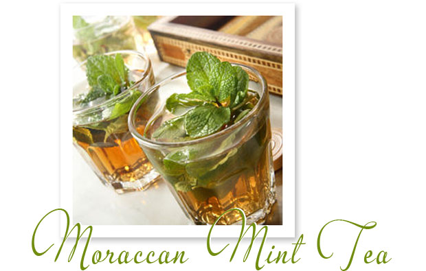 stir it up: moroccan mint tea