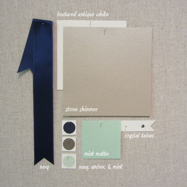 navy, mint, stone, neutral, umber, gray, blue, green, preppy, wedding color inspiration