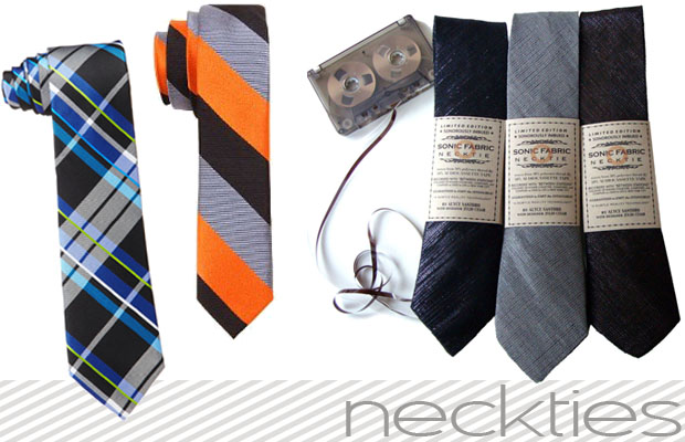 neckties - mens wedding day attire