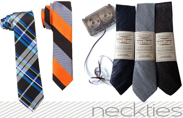 neckties - mens wedding day attire