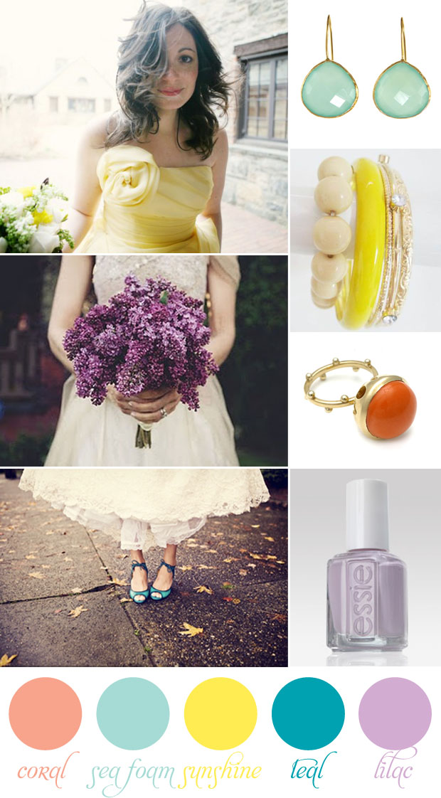 2012 new ink colors inspiration board
