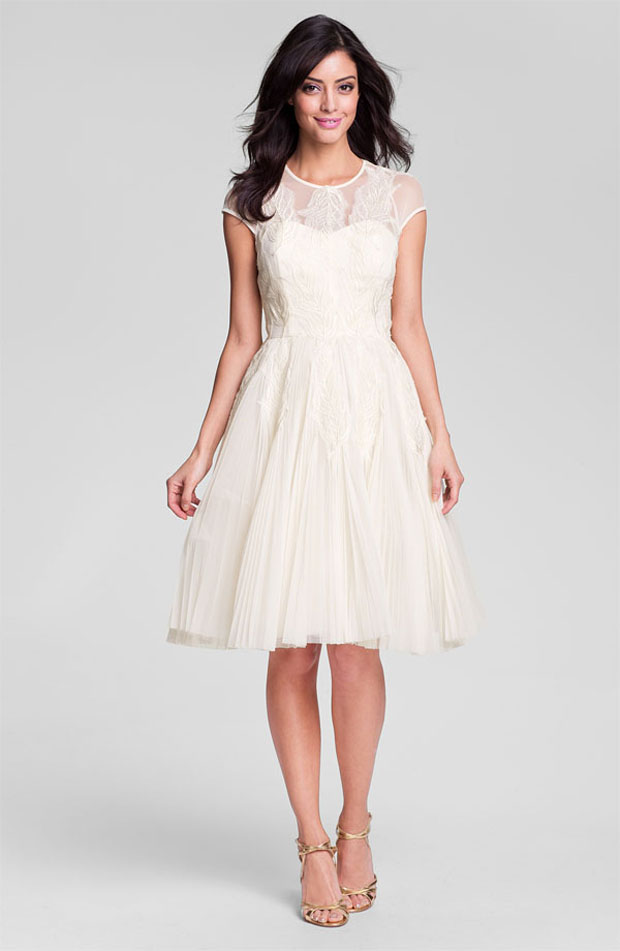 wedding gowns under $1000: ted baker london