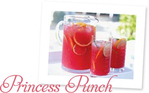 stir it up: princess punch