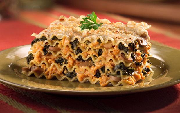 ... Pumpkin Lasagna recipe. (Check the link for even more pumpkin recipes