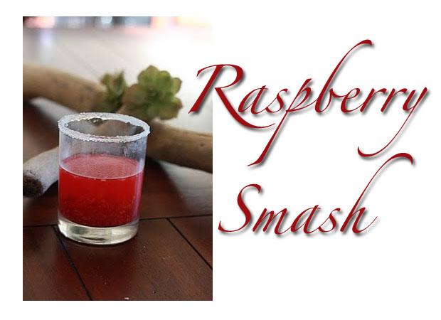 RaspberrySmashCocktail