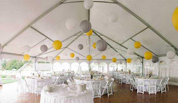 Wedding Colors: Gray and Yellow - American Wedding Wisdom