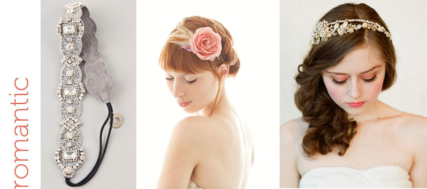 romantic headbands