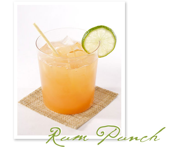 stir it up: rum punch