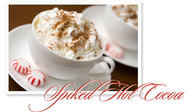 stir it up: spiked hot cocoa