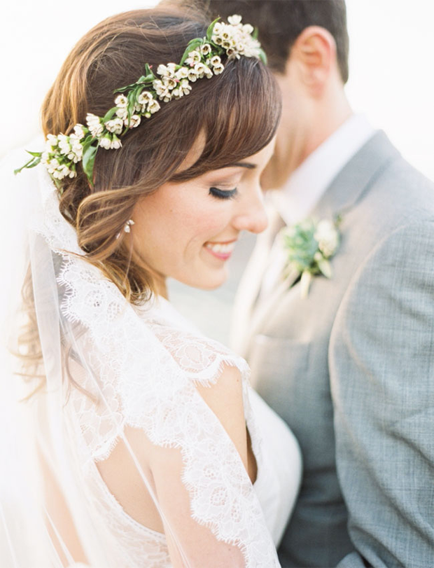 Wedding Trend | Floral Crowns