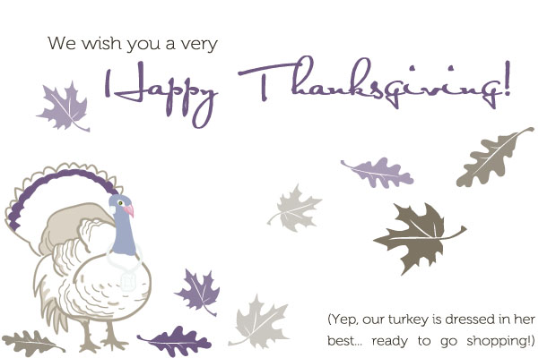 happy thanksgiving turkey graphic