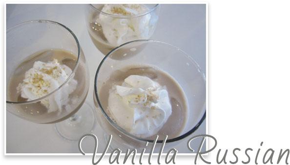 stir it up: vanilla russian